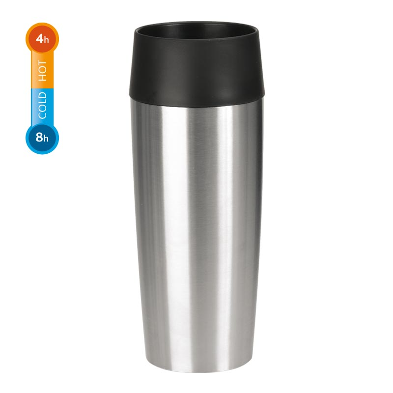 emsa travel mug 0 36 liter edelstahl thermobecher isolierbecher coffee to go ebay. Black Bedroom Furniture Sets. Home Design Ideas