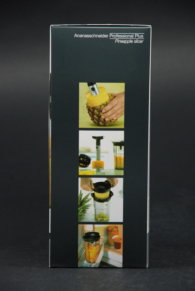 Gefu Ananasschneider-Set Professional Plus 3 tlg.