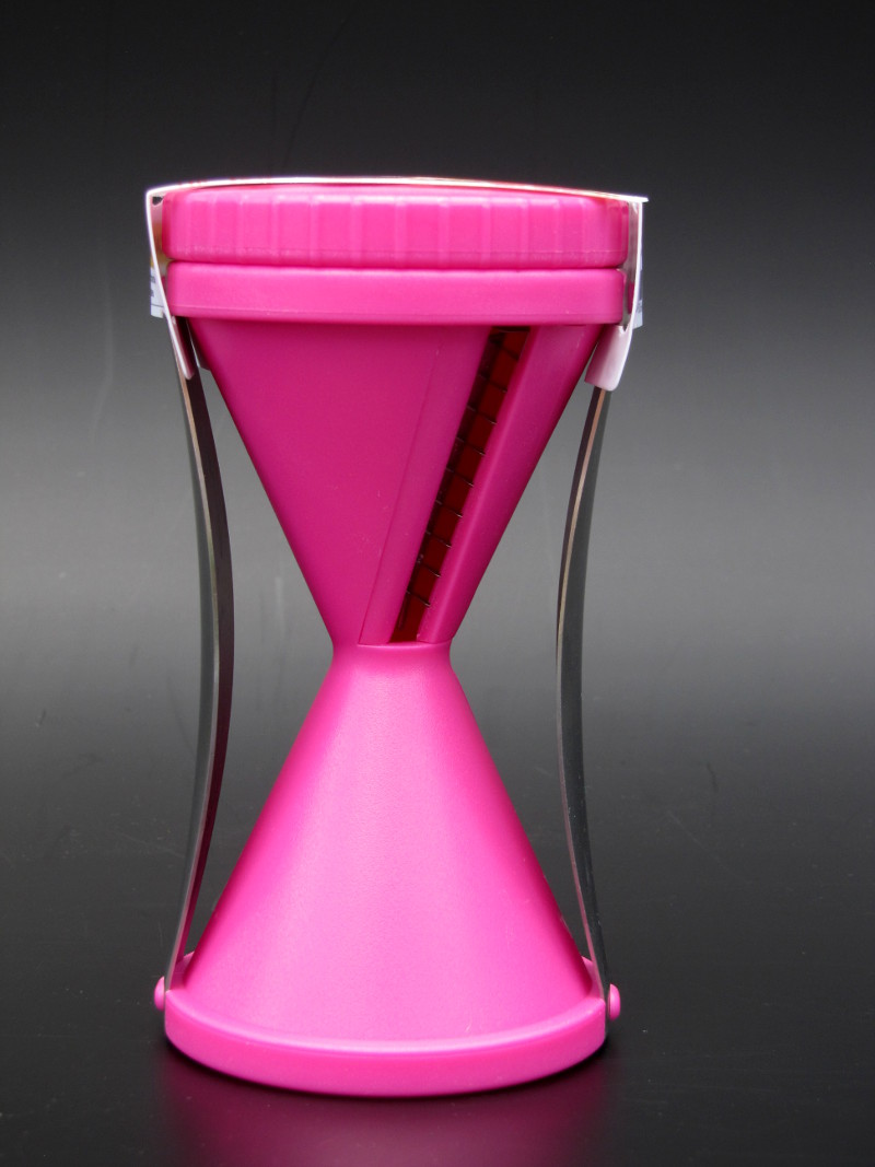 gefu spiralschneider spirelli pink. Black Bedroom Furniture Sets. Home Design Ideas