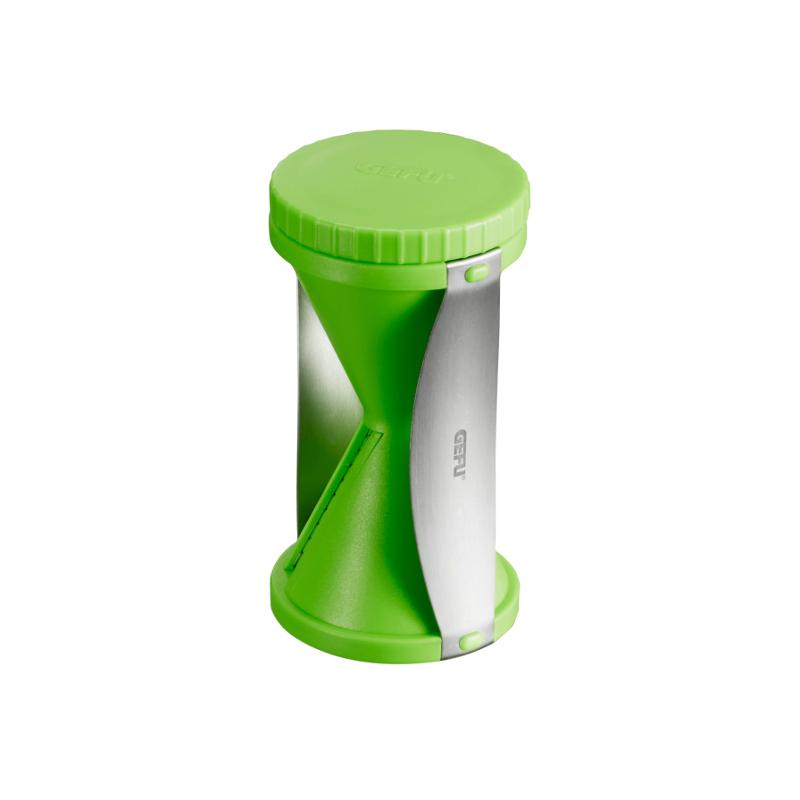 Gefu Spiralschneider Spirelli dunkelgrün