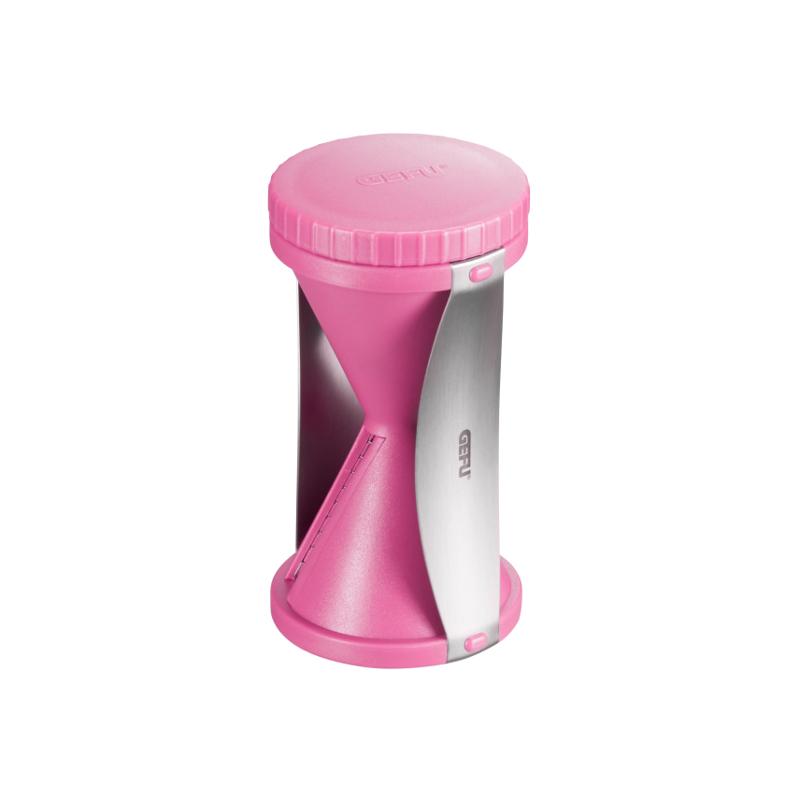 Gefu Spiralschneider Spirelli rosa