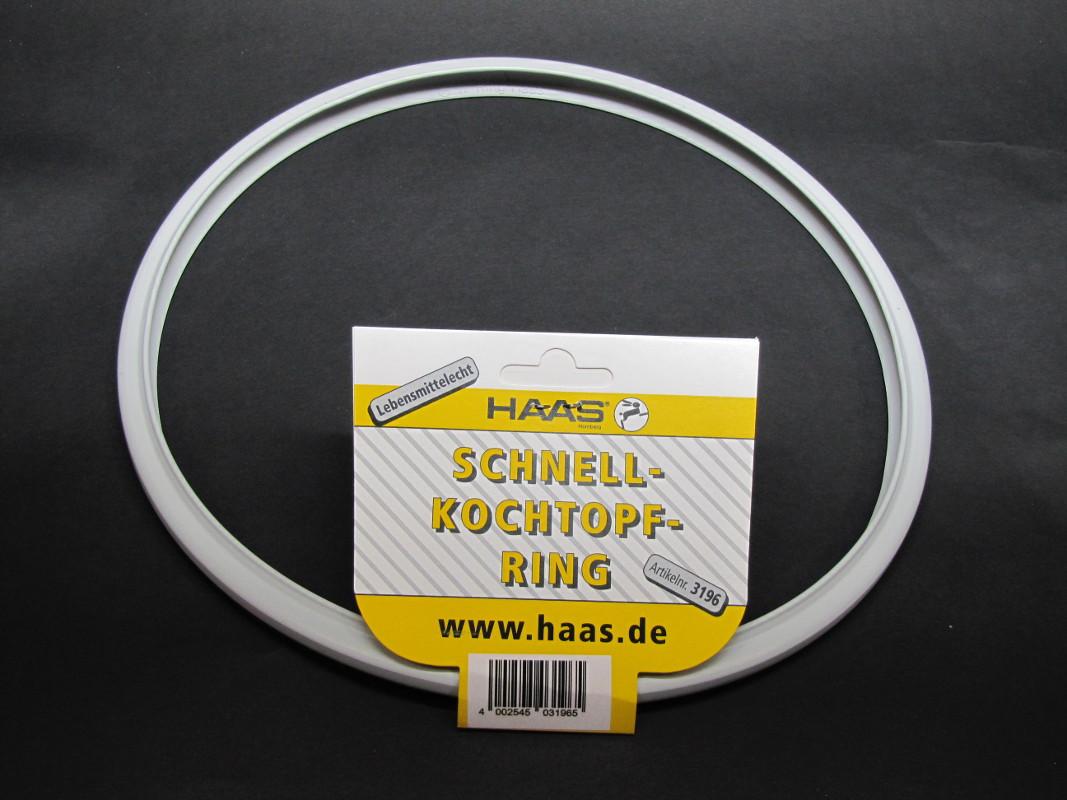 Haas Dichtungsring für WMF Schnellkochtopf 22 cm