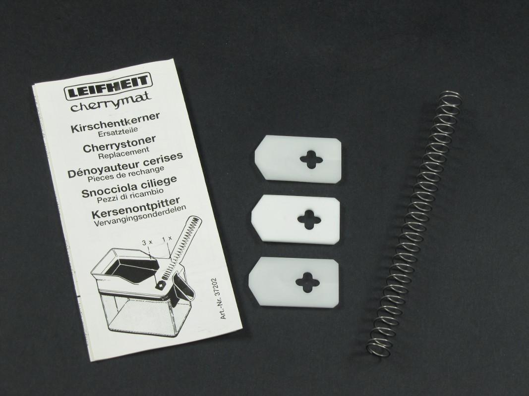 Leifheit Cherrymat Ersatzteil-Set 4 tlg.