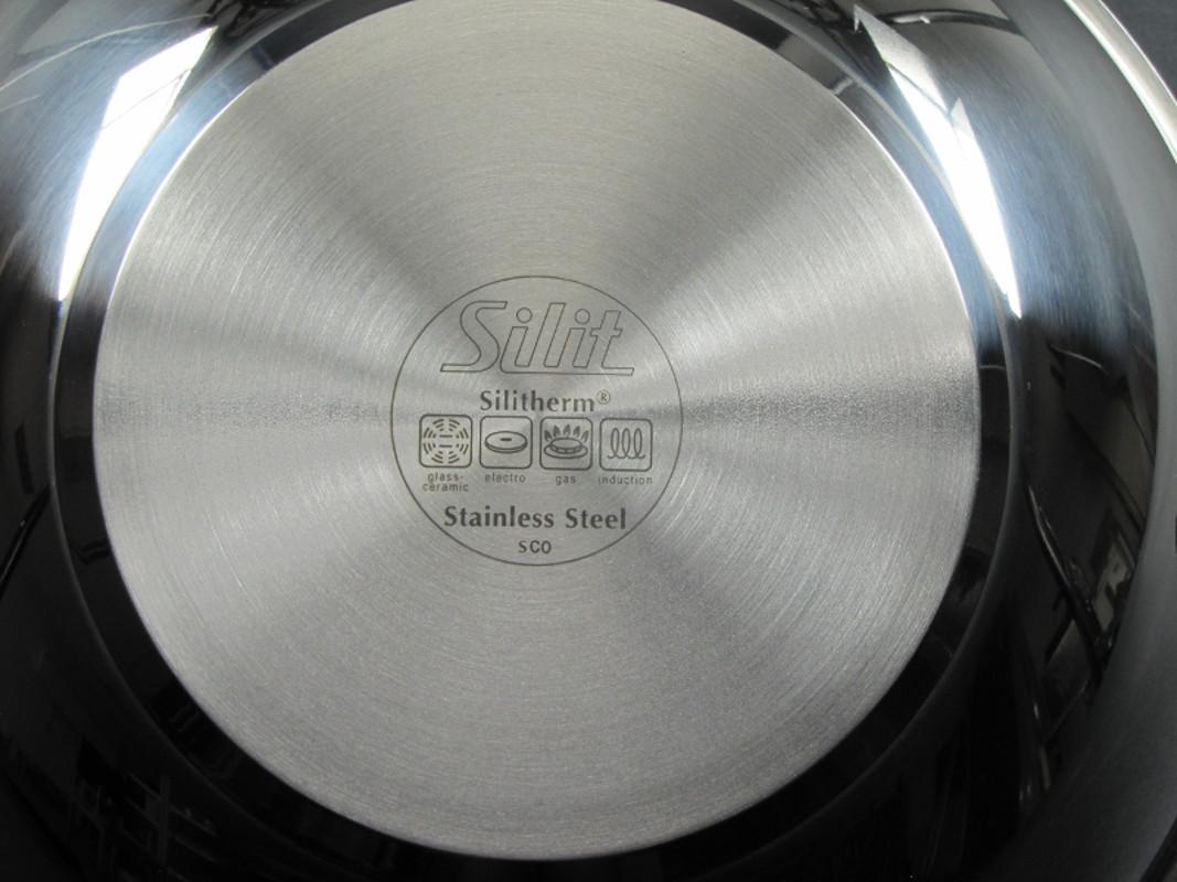silit wokpfanne wuhan 28 cm ceraprotect edelstahl wok pfanne 2137263753 ebay. Black Bedroom Furniture Sets. Home Design Ideas
