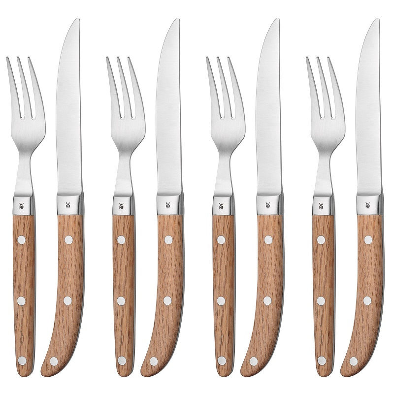 WMF Steakbesteck-Set Ranch 8 tlg.