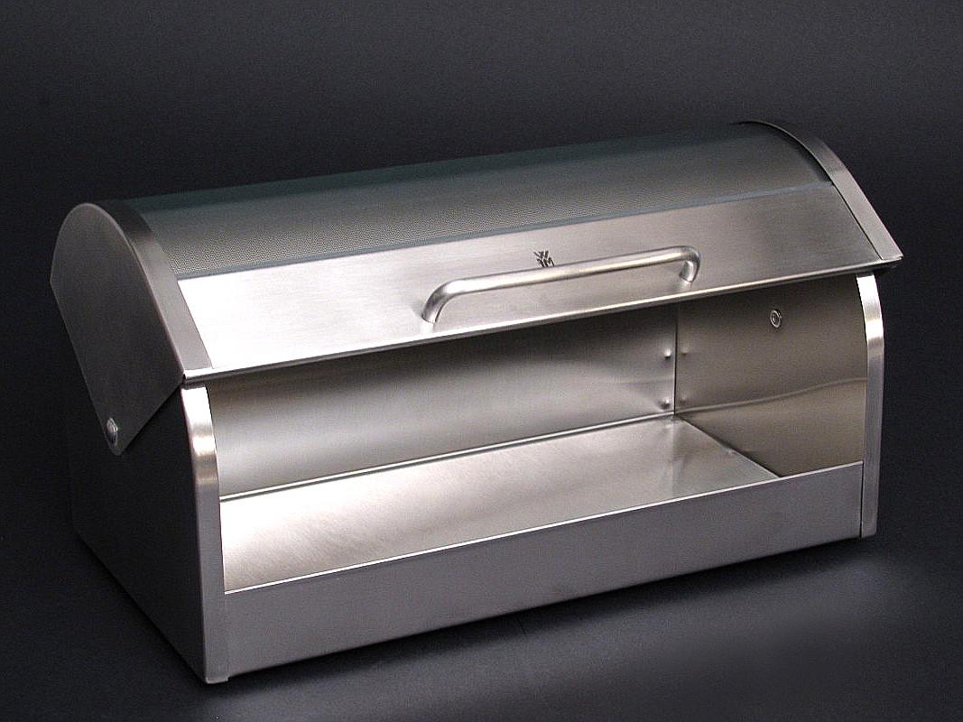 WMF Brotkasten Gourmet 39 x 21 cm mit Brotmesser Classic Line
