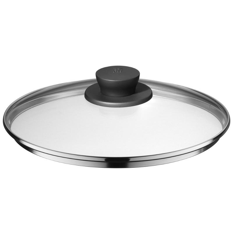 WMF Glasdeckel ProfiSelect mit Kunststoffknauf für Pfannen 24 cm