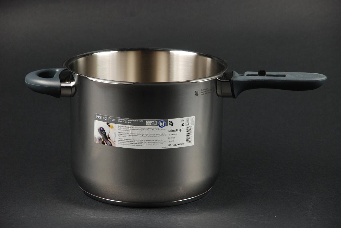 WMF Schnellkochtopf Perfect Plus 6,5 Liter