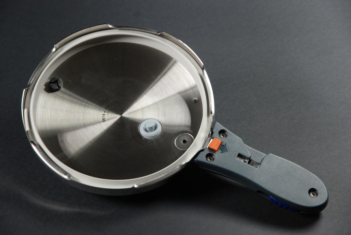 WMF Schnellkochtopf-Set Perfect Plus 6,5 + 3,0 Liter