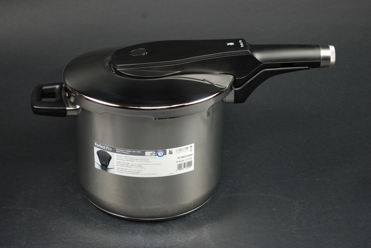WMF Schnellkochtopf Perfect Pro 6,5 Liter
