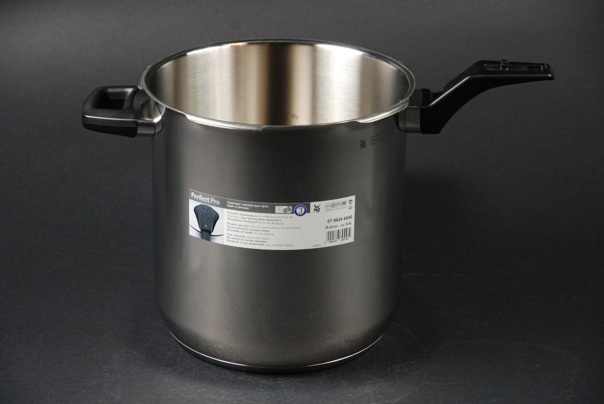 WMF Schnellkochtopf Perfect Pro 8,5 Liter