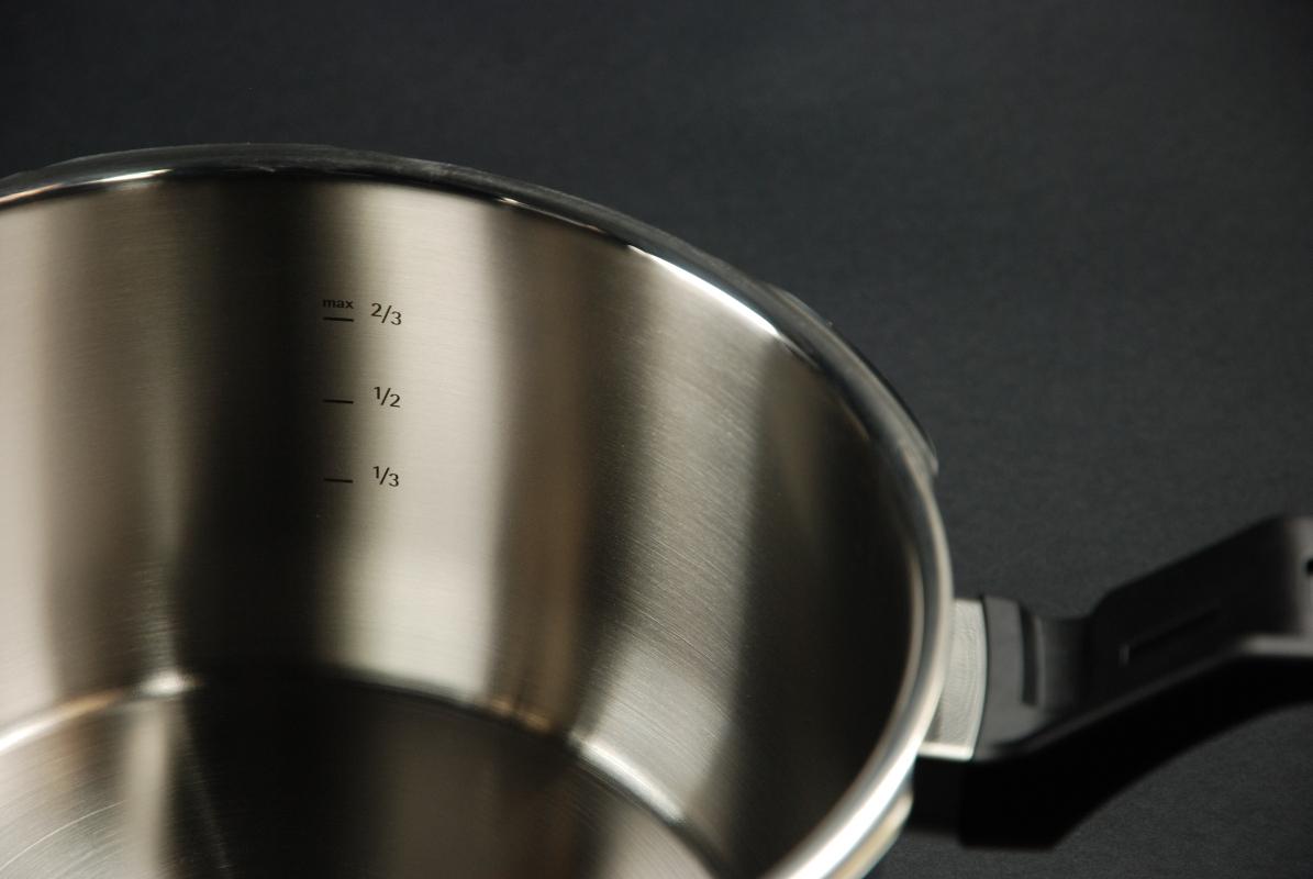 WMF Schnellkochtopf-Set Perfect Pro 4,5 + 3,0 Liter