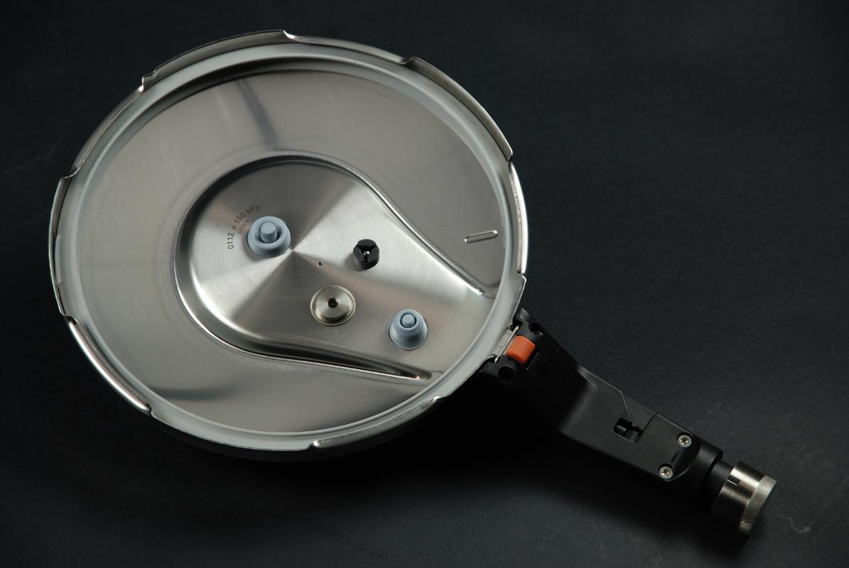 WMF Schnellkochtopf-Set Perfect Pro 6,5 + 3,0 Liter