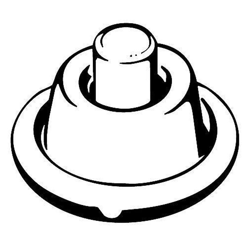 WMF Kochsignal-Dichtung für Schnellkochtopf Perfect
