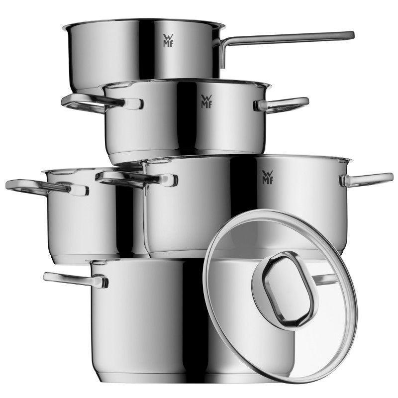 WMF Topfset Intension 5 tlg. mit Stielkasserolle